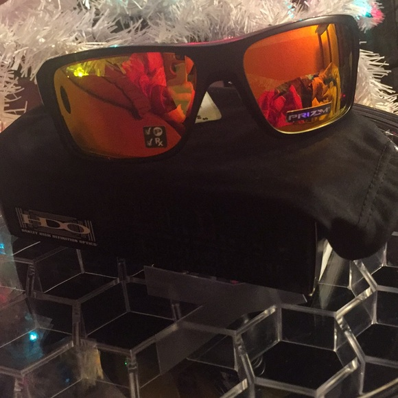 c1b0ab23a3 Oakley Double Edge Prizm Polarized Sunglasses